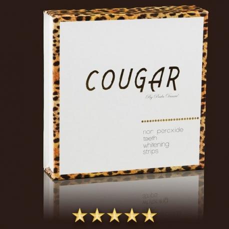 Bělící pásky na zuby Cougar Pro-Whitening bez peroxidu