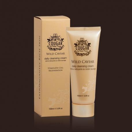 Kaviárový čistící krém na obličej