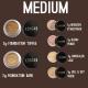 Luxusní sada 8 kusů minerálních produktů