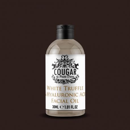 Pleťový olej z lanýže bílého s kyselinou hyaluronovou