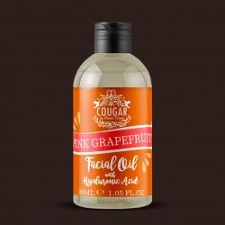 Olej na tvář s extraktem z růžového grapefruitu a kyseliny hyaluronové