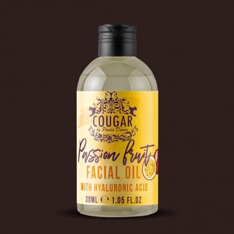 Olej na tvář s extraktem z maracuje a kyselinou hyaluronovou