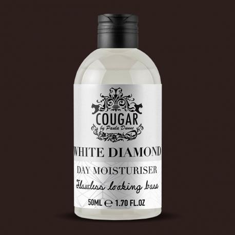 Denní krém s extraktem z bílých diamantů