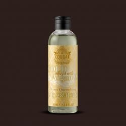 Olej na vlasy a tělo s extraktem ze zlata a arganového oleje