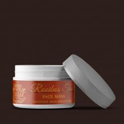 Pleťová maska s extraktem z čaje rooibos