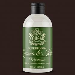 Hydratační krém s extrakty z quinoy a kapusty