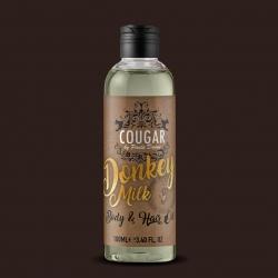 Olej s oslím mlékem na tělo a vlasy