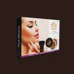 Minerální make-up 5 v 1 + kabuki štětec