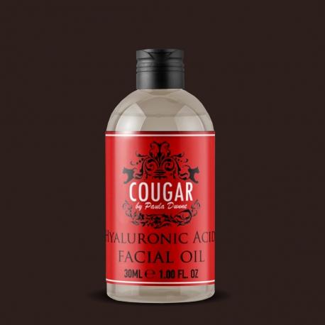 Olej na tvář s kyselinou hyaluronovou