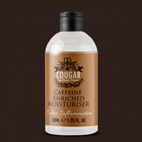 Denní krém s kofeinem