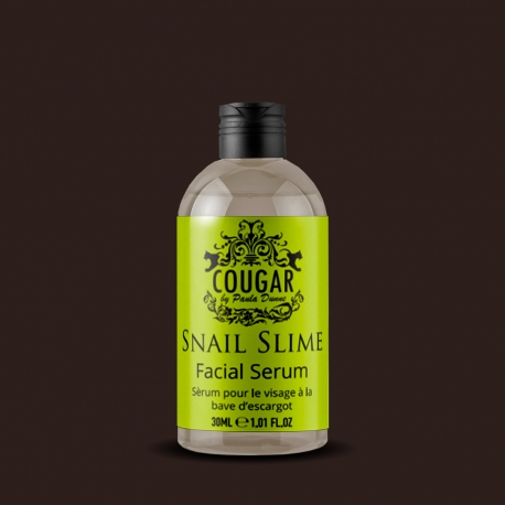 Sérum na akné Cougar Snail Slime se šnečím slizem
