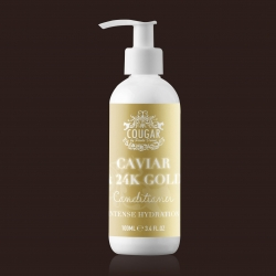Vlasový kondicionér s extraktem z kaviáru a 24k zlata