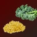 Quinoa a zelí